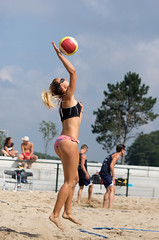 P7123047 (roel.ubels) Tags: sport arnhem beachvolleyball volleyball volleybal eerste 2014 beachvolleybal divisie nevobo valkenhuizen