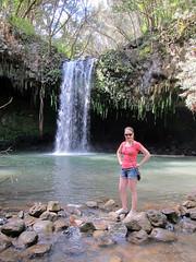 Twin Falls, Road to Hana (pr0digie) Tags: liz waterfall maui rapids twinfalls roadtohana