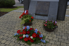 Requiem: Luxembourgers, U.S. honor 70th anniversary of B-17 crashes (Spangdahlem Air Base) Tags: germany memorial crash anniversary wwii honor worldwarii luxembourg lux 70th perle offspring b17bomber courage 70thanniversary alliedforces ramstein spangdahlem ramsteinairbase spangdahlemairbase b17crash curleyskids