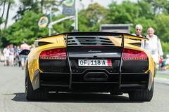 Lamborghini Murcielago LP670 SV. (JayRao) Tags: france classic vintage nikon july shows lamborghini supercar lemans sv murcielago jayr sarthe d610 superveloce lp670