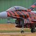 """German Air Force Eurofighter TLG74 30+09 """"Tiger"""" - rocking Pilot...30+09 """"airbrake"""""""