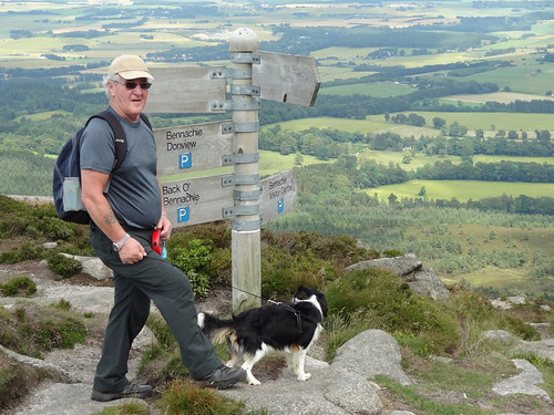 Bennachie July 2014
