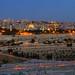 Le crépuscule, Jérusalem s'éveille