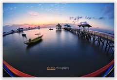 Pantai Ria Kenjeran, Surabaya, Indonesia (Vin PSK) Tags: seascape indonesia landscape surabaya pantairiakenjeran