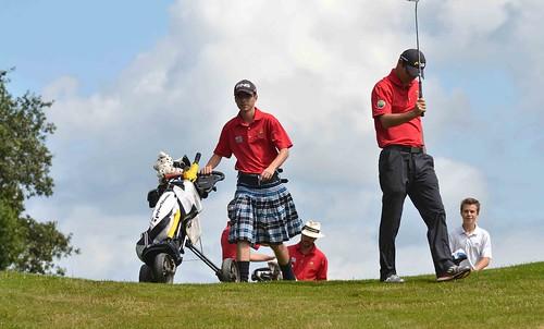 Golf Trophy 35