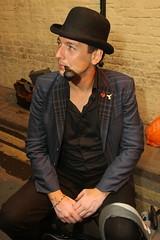 David De Vynél (The New Sheridan Club) Tags: black pipe bulldog smoking smoker urbane sandblast pipesmoker