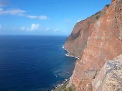 Madeira Cliffs (saxonfenken) Tags: sea seascape landscape cliffs thumbsup scape madiera challengeyou 6945 friendlychallenges herowinner pregamesweepwinner sep2013 25thmadeirae30 6945land