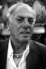 Mr. Salvatore ( Peppedam -www.glam.vision) Tags: street portrait bw oldman sicily catania giuseppedamico nikond3 nikkor2470