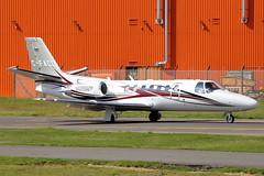 C-FACO   C560   IMG_0659 (Ashley Stevens images) Tags: canon airplane eos airport aircraft aviation aeroplane civil luton ltn eggw cfaco