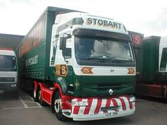 "Eddie Stobart Ltd ""Isy"" V219DRM Renault at Kingstown Carlisle. (Malcie Man) Tags: group renault eddie ltd carlisle esl isy kingstown stobart"