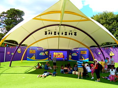 50 Top Photos - Big Fun Showtime (ThemeParkMedia) Tags: family fun big towers bbc merlin land childrens shows rides showtime alton attraction attractions cbeebies entertainments