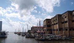 Belize City Port (Ivan Mauricio Agudelo Velasquez) Tags: puerto barco ship caribe velero
