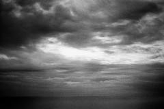 La nuit (p1r0 (Ludovico Poggioli)) Tags: leica sea bw film analog landscape elba d76 summicron hp5 40mm