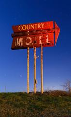 COUNTRY MO LL (Nocturnal Kansas) Tags: night nocturnal motel fullmoon missouri kansas nocturnes nocturnalkansas