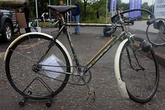 Unrestored Flying Scot. (Paris-Roubaix) Tags: street david vintage glasgow scottish bicycles co ltd murray brooks constrictor rattray sturmeyarcher
