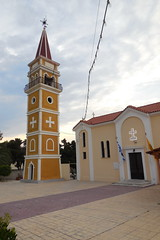 The churh in Argassi (Steenjep) Tags: holiday church greece ferie zakynthos argassi grækenland