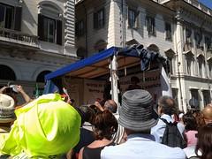 29 agosto 2014: Quota96 e precari della scuola (lollocas) Tags: roma precari scuola manifestazione flccgil quota96