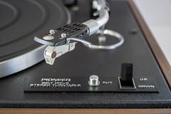Pioneer PL-15 Turntable (AudioClassic) Tags: vinyl player turntable lp record audio pioneer hifi shure technica grammophone vintagehifi at vintageturntable retrostereo sfg2 pl15 audioclassic 216ep