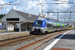SNCF X 76731/32 'Le Chaunois', Étaples - Le Touquet
