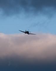 Spitfire (The_Random_Photographer) Tags: clouds fuji grace spitfire warwickshire 55200mm ragleyhall xt1 battleproms