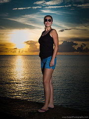 Made in Kyrgyzstan (Sugoi Photography, LLC) Tags: sunset sunglasses japan wow mom shades strong okinawa krygyzstan torii confident sugoiphotography krygy sugoiphotographycom wwwsugoiphotographycom