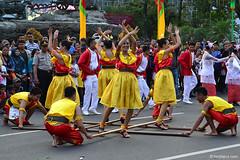 Art and Culture Parade 2014 (Fajrul Islam) Tags: people art indonesia dance nikon dress traditional traditionalart culture dancer parade carnaval local moment seni tari budaya karnaval maledancer traditionalclothes nusantara femaledancer 17agustusan indonesianindependenceday potretjakarta jakartaimage