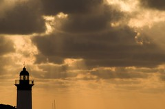 sunrise from Ibiza (Edo_Maschio) Tags: summer orange hot yellow sunrise spain holidays spa nofilter earlyinthemorning