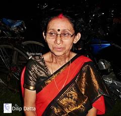 A Portrait  -  a proud mother (Dilip Datta) Tags: mother westbengal aportrait aproudmother dilipdattasphoto