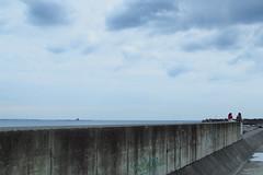 leisurely time (Hmasuda2012) Tags: sea japan olympus  f18  omd 25mm   em5 mzuiko chigaaki