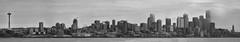 seattle skyline bw (explore) (stacysayzcheez) Tags: