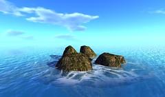 ~ Ocean & Sky Collide ~