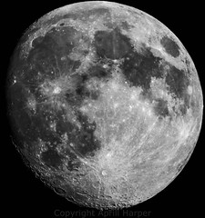06sep14 Lunar b (Wyld-Katt) Tags: moon lunar