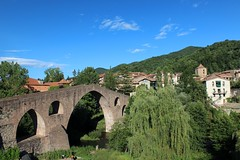 Pont Vell Sant Joan de les Abadesses (Albert T M) Tags: catalunya ripollès santjoandelesabadesses