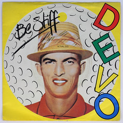 Devo - Be Stiff (Leo Reynolds) Tags: cover record sleeve xleol30x xxx2014xxx