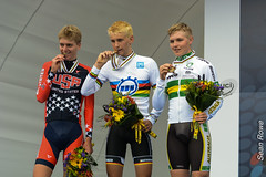 World Cycling Championships 2014, Ponferrada, Spain - Junior Mens TT (sjrowe53) Tags: men cycling spain junior tt ponferrada juniormen racingsean ponferradajuniormentt cycleracingroad roweponferrada