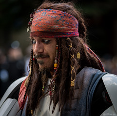 Captain Jack (JBRazza Photography) Tags: dragoncon dragon con parade atlanta costume scifi masks ghoul ghost monster razza jbrazza johnrazza