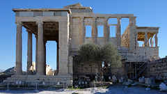 The Erechtheion (west side)