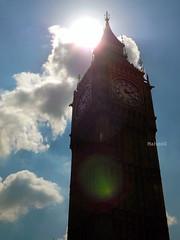 Sunny (Mahoou) Tags: uk london sunny bigben