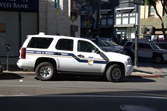 California Governor's OES SUV (Steven P. Moreno) Tags: sanfrancisco california us citylife disaster jacksonsquare earthquakecountry officeofemergencyservices stevenpmoreno stevenmorenospix2014 emergencysuv
