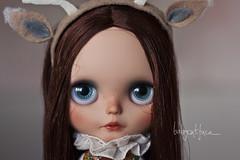 Autumn Deer Princess
