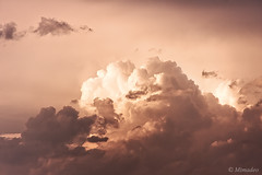 cumulonimbus stormy cloud (Mimadeo) Tags: sky cloud storm nature weather sepia vintage heaven cloudy background air dramatic atmosphere stormy nobody retro formation cumulus thunderstorm climate cloudscape cumulonimbus cumulo