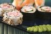 F_260674_rLrfTlhVRFB7m5OprWylZ0A6PL9Jyl (martintroo) Tags: fish green japan sushi restaurant raw sashimi paste east eat exotic bite appetizer wasabi tuna horseradish mouthful sarimi