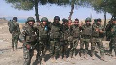 fight against Islamic State militants. (Kurdistan Photo ) Tags: against fight force state air terrorists syria region isis pilot forces islamic kurdistan militants kurdish    peshmerga