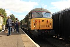 56312 (EGRP43924) Tags: ferry dc cornwall diesel meadows rail railway class devon valley railways gala 56 nene dcr 56312