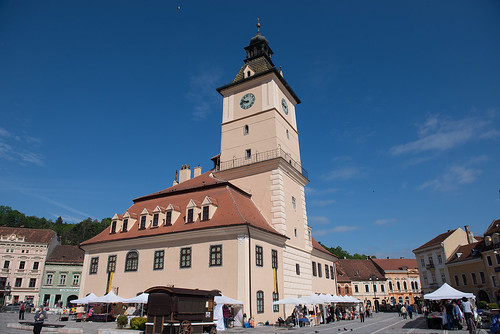 Council House. Brasov ©  Andrey