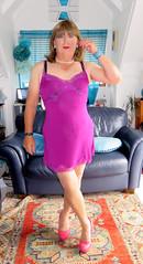 Saucy (Trixy Deans) Tags: crossdresser tgirl tv transgendered transvestite trixydeans tgirls tranny transsexual sexy sexytransvestite xdresser sexyheels sexylegs sexyblonde dress shortskirt shortskirts
