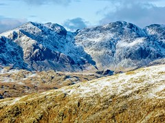 SCAFELL PIKE, LAKE DISTRICT (pajacksonartist) Tags: scafell pike lake district national park cumbria england lakedistrict lakedistrictbid lakeland landscape amazing awesome mountain mountains mountainside summit snow stunning