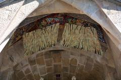 La Sagrada Família, Barcelona. (Angela Llop) Tags: catalonia spain barcelona sagradafamília gaudí