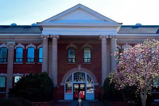 Thompson Hall, NC State