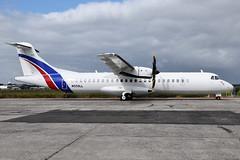 N550LL  Atr72-212A (n707pm) Tags: n550ll atr atr72 aerospatile turboprop airport aircraft airplane einn snn ireland coclare rineanna 1072013 cn550 swiftair